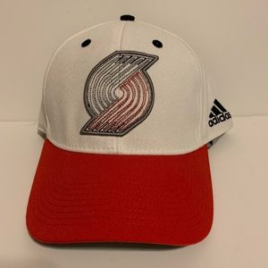 Adidas Superflex Trail Blazers Cap L/XL NWT